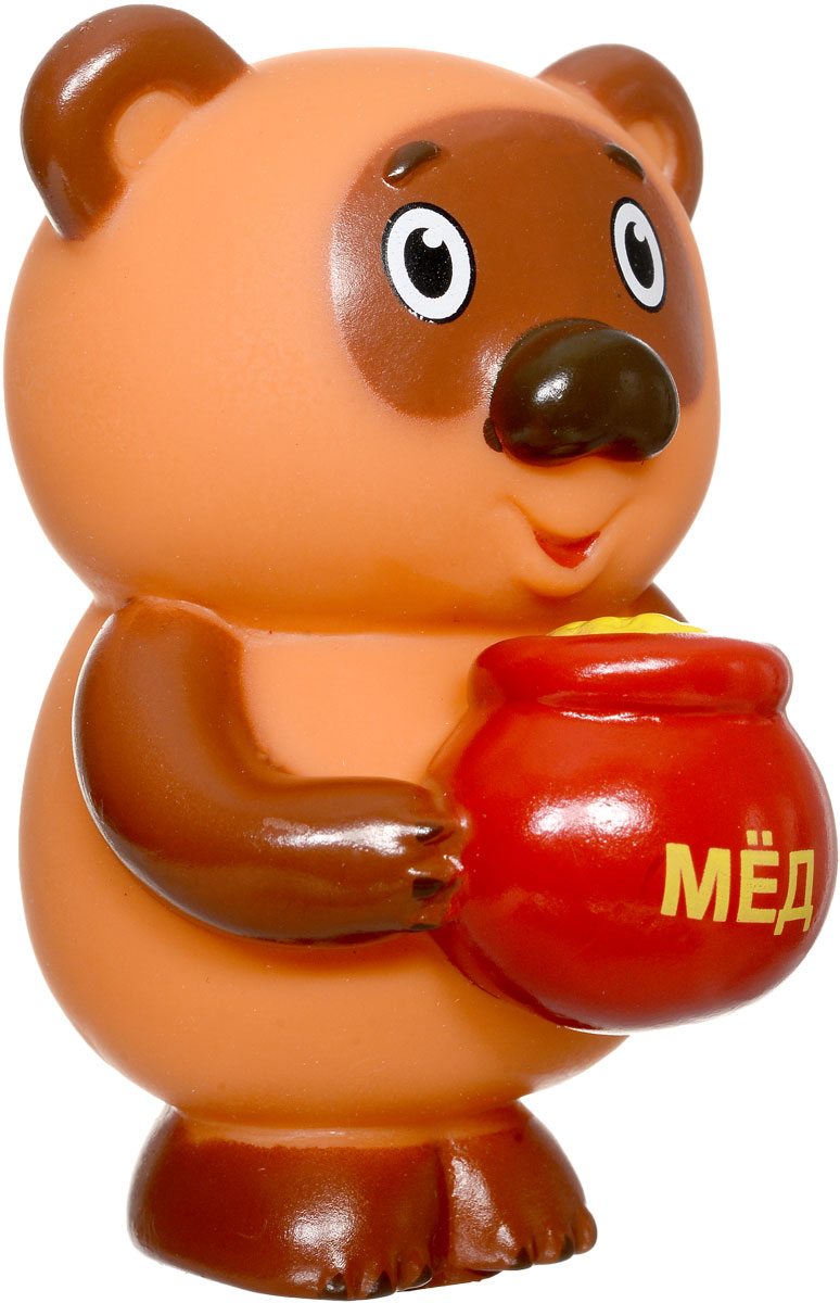 купить Играем вместе Игрушка для ванной Винни-Пух 18R по цене 154 рублей