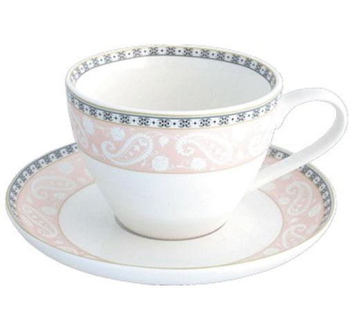 Чайная пара Esprado Arista Rose, 315 мл чайный набор esprado arista rose