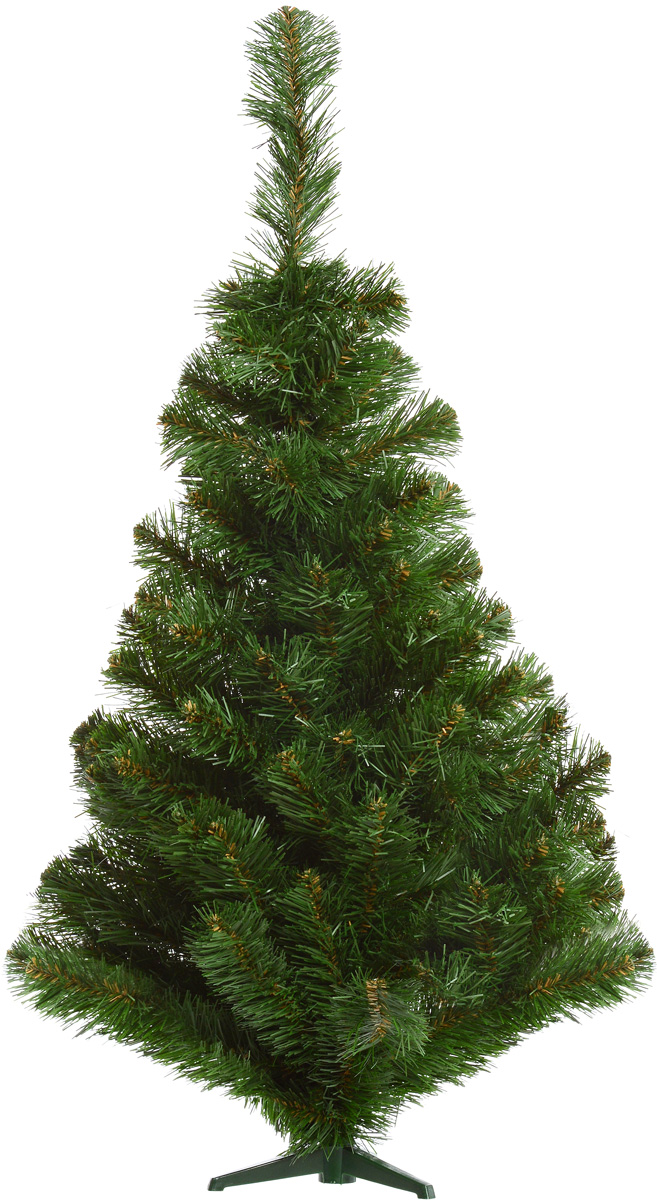 Ель искусственная Morozco Скандинавская, напольная, высота 100 см ель искусственная morozco настольная цвет серебристый высота 30 см
