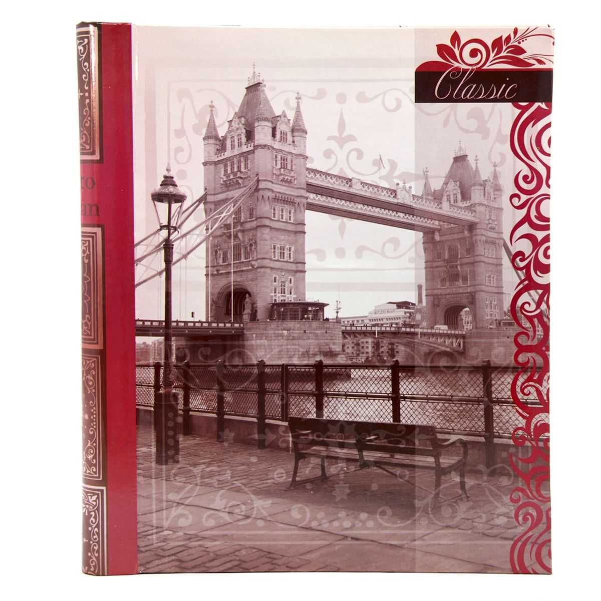 Фотоальбом Pioneer Classica, 10 магнитных листов, 23 х 28 см фотоальбом pioneer stretch of imagination цвет синий 500 фото 10 х 15 см