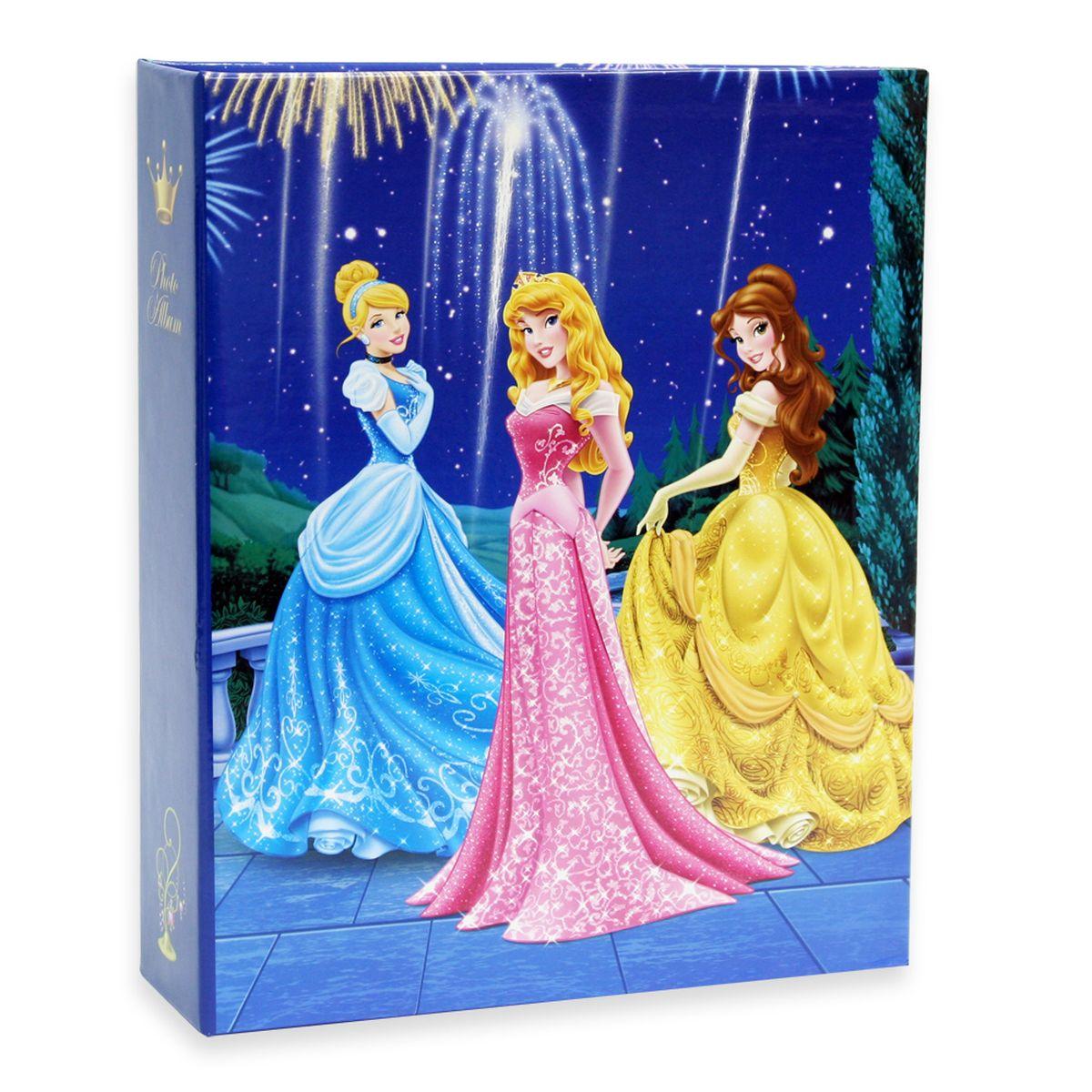Фотоальбом Pioneer Princess, 200 фотографий, 10 х 15 см. 46563 LM-4R200 фотоальбом platinum ландшафт 1 200 фотографий 10 х 15 см цвет зеленый голубой коричневый pp 46200s