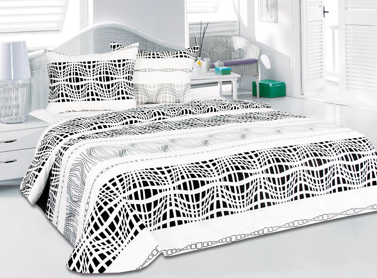 Комплект белья Tete-a-Tete Никс, 1,5-спальный, наволочки 50x70Т-2120-01Комплект белья Tete-a-Tete Никс изготовлен из сатина (100% органический хлопок) и состоит из пододеяльника, простыни и двух наволочек. Сатин - хлопчатобумажная ткань полотняного переплетения, одна из самых красивых, легких, мягких и приятных телу тканей, изготовленных из натурального волокна. Благодаря своей шелковистости и блеску сатин называют хлопковым шелком. Комплект постельного белья Tete-a-Tete Никс добавит изюминку в привычное оформление вашего интерьера и создаст уютную и теплую атмосферу или, наоборот, добавит ярких красок и расставит акценты. Советы по выбору постельного белья от блогера Ирины Соковых. Статья OZON Гид