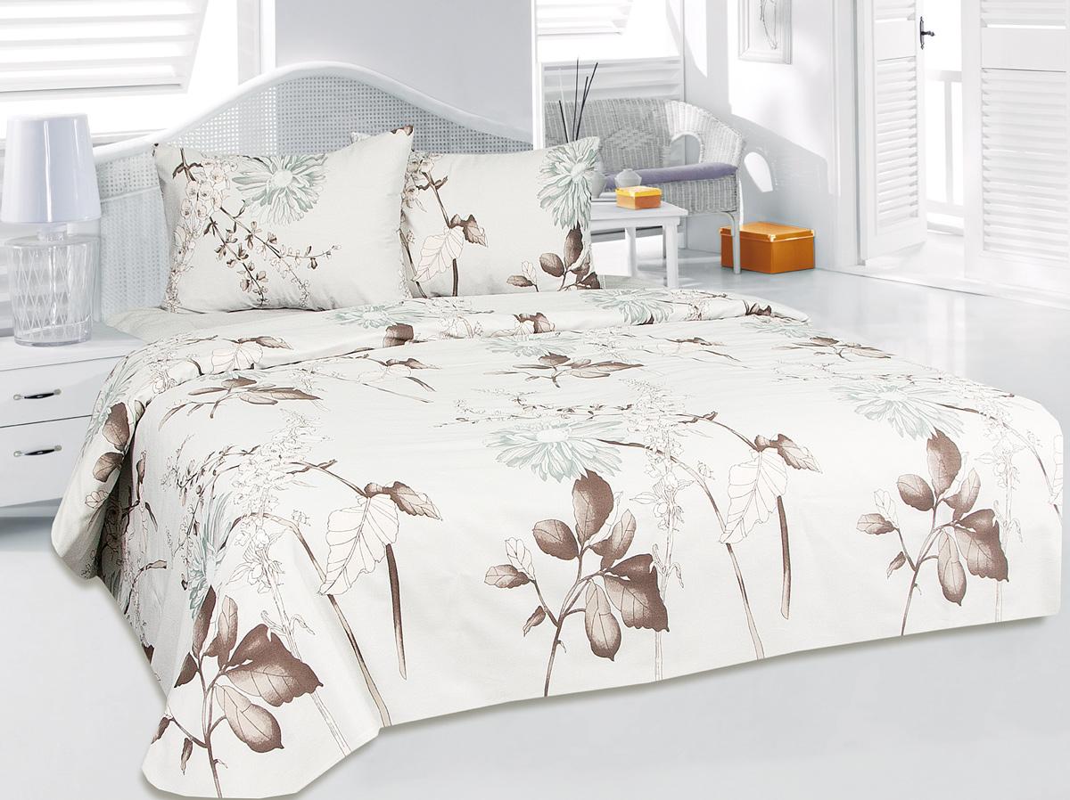 Комплект белья Tete-a-Tete Теодора, 1,5-спальный, наволочки 50x70 комплект белья tete a tete матиас семейный наволочки 50x70