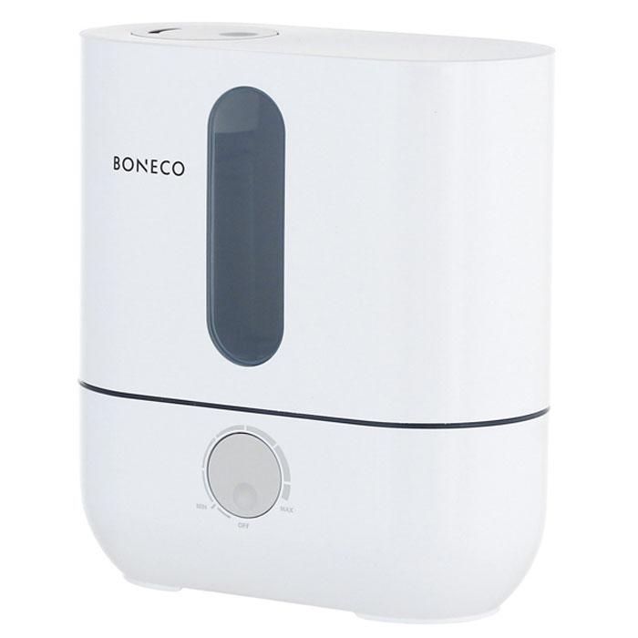 Boneco U201A, White ультразвуковой увлажнитель воздуха аксессуар стержень ионизирующий серебряный boneco 7017