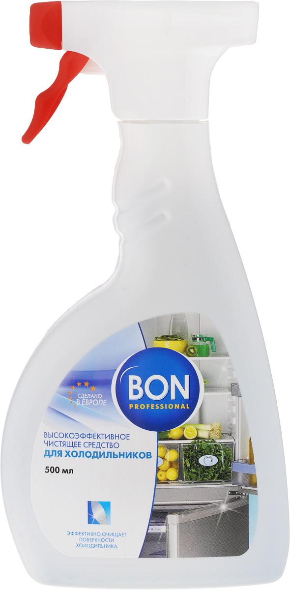 Средство для чистки холодильников Bon, 500 мл спрей topperr для очистки холодильников и морозильных камер 500 мл
