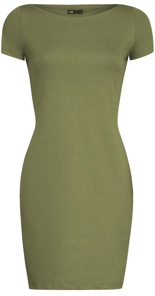 Платье oodji Ultra платье oodji ultra цвет серый 14015007 3b 37809 2329s размер m 46