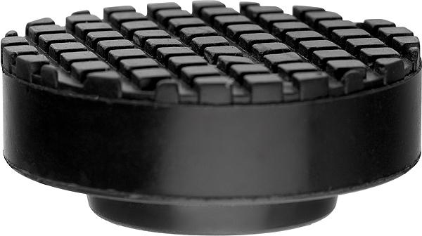 Опора резиновая для подкатного домкрата Matrix, диаметр 65 мм опора matrix 50901