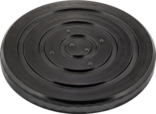 Опора для подкатного домкрата Matrix, диаметр 15,3 см опора matrix 50901
