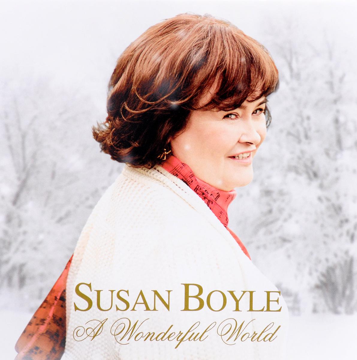 Сьюзен Бойл Susan Boyle. A Wonderful World coolidge susan a round dozen