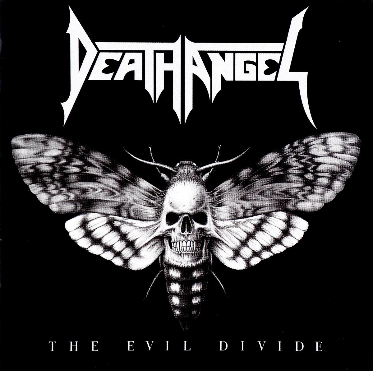 Death Angel Death Angel. The Evil Divide death angel death angel relentless retribution