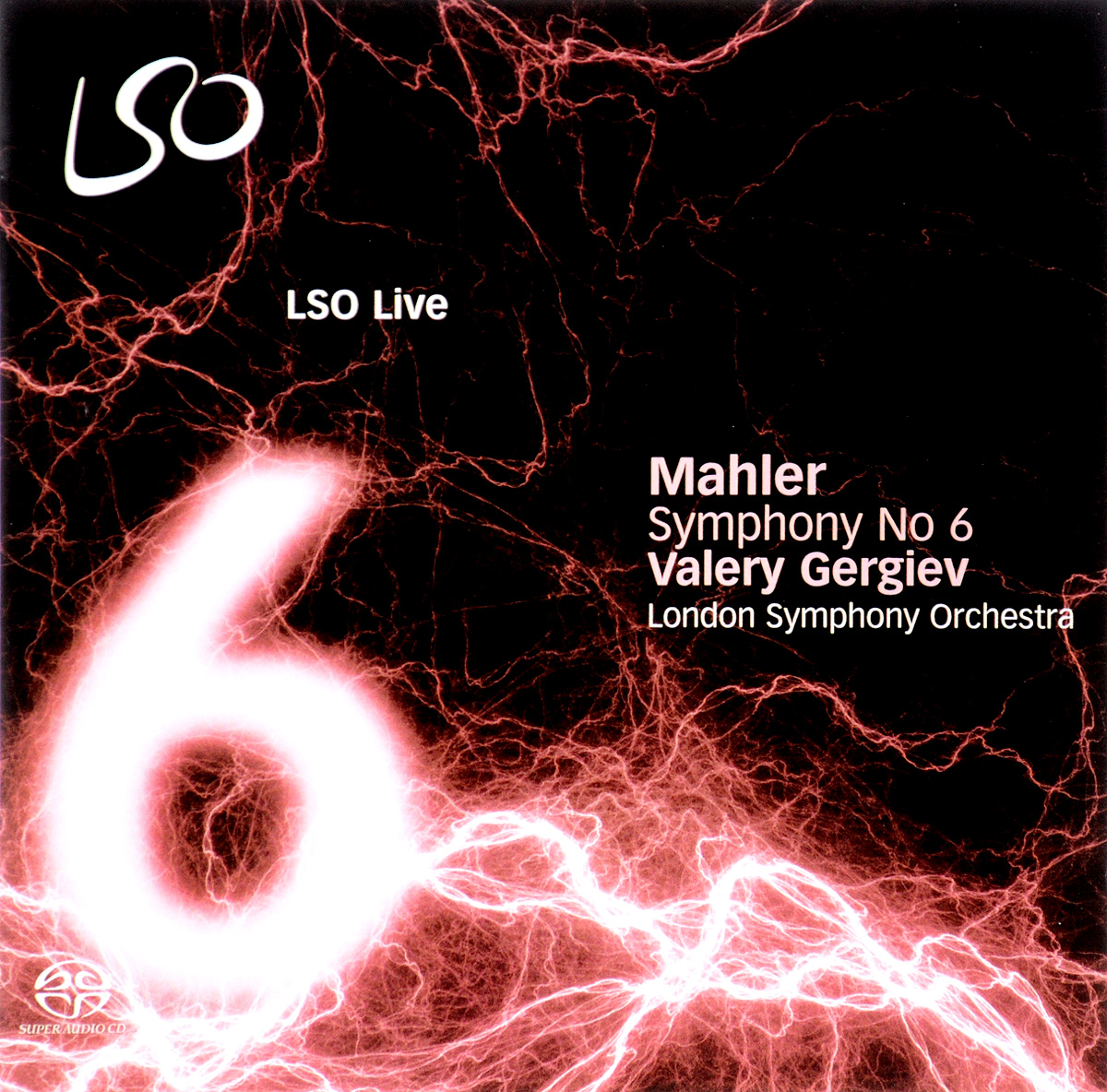 лучшая цена Valery Gergiev. Mahler. Symphony No 6