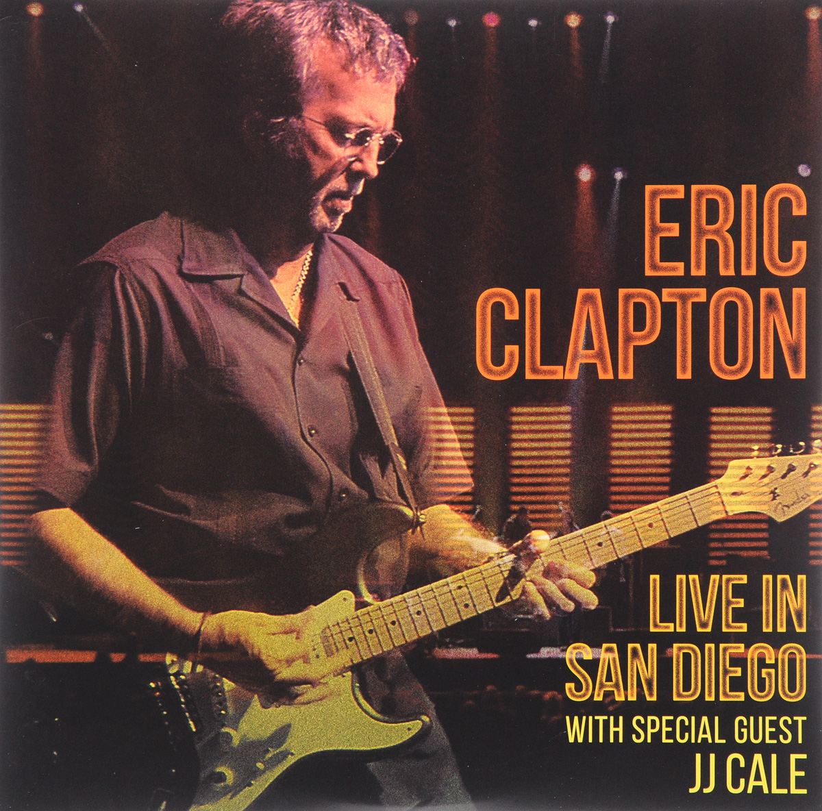 Эрик Клэптон Eric Clapton. Live In San Diego With Special Guest Jj Cale (3 LP) эрик клэптон eric clapton slowhand 35th anniversary edition lp