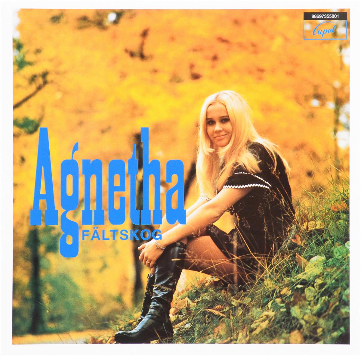 Агнета Фальтског Agnetha Faltskog. Agnetha Faltskog (LP) цена и фото