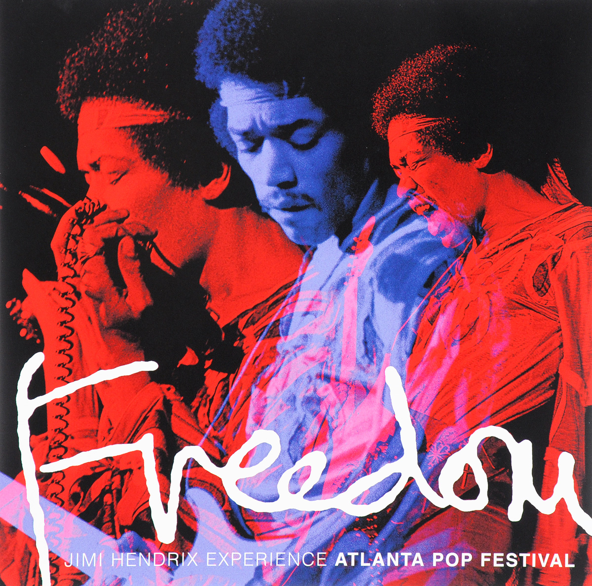 Джими Хендрикс Jimi Hendrix. Freedom: Atlanta Pop Festival (2 LP) freedom freedom black on white lp