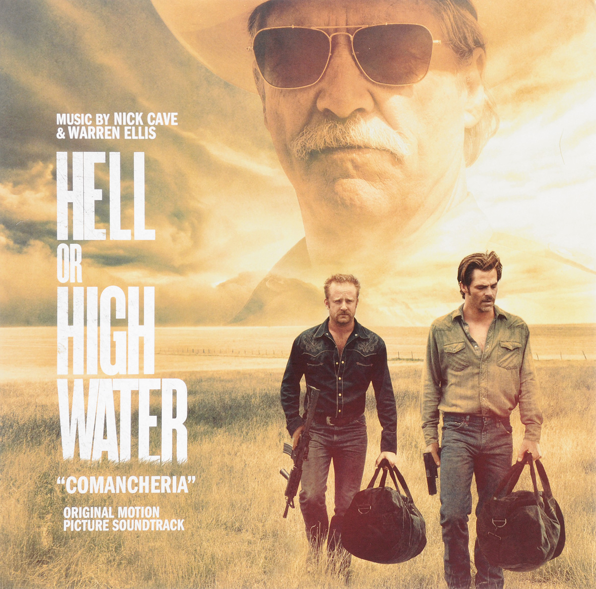 Hell Or High Water. Original Motion Picture Soundtrack (LP) butch tavares adi armour the o jays brawl in cell block 99 original motion picture soundtrack lp