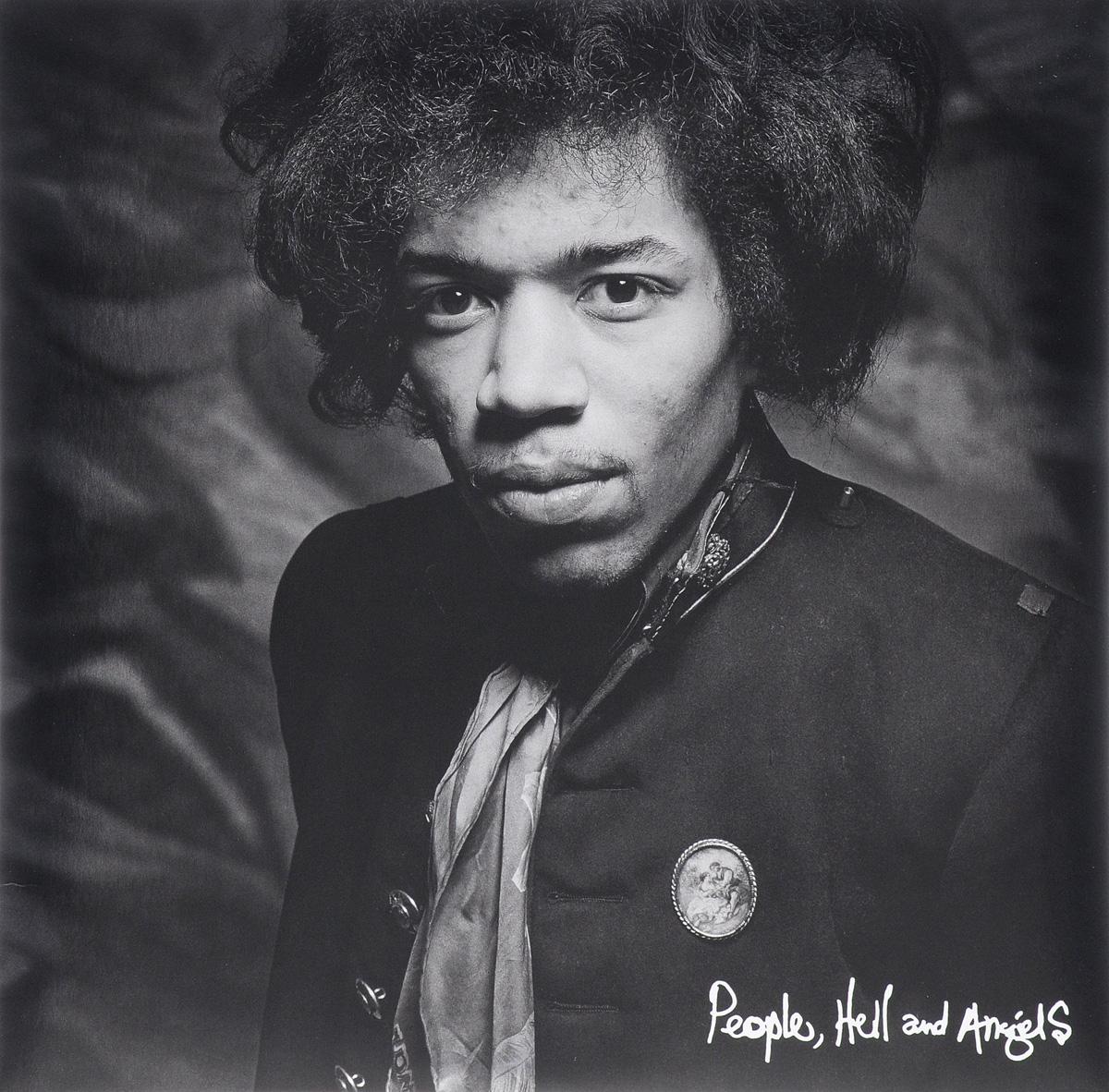 джими хендрикс jimi hendrix experience hendrix the best of jimi hendrix 2 lp Джими Хендрикс Jimi Hendrix. People, Hell & Angels (LP)