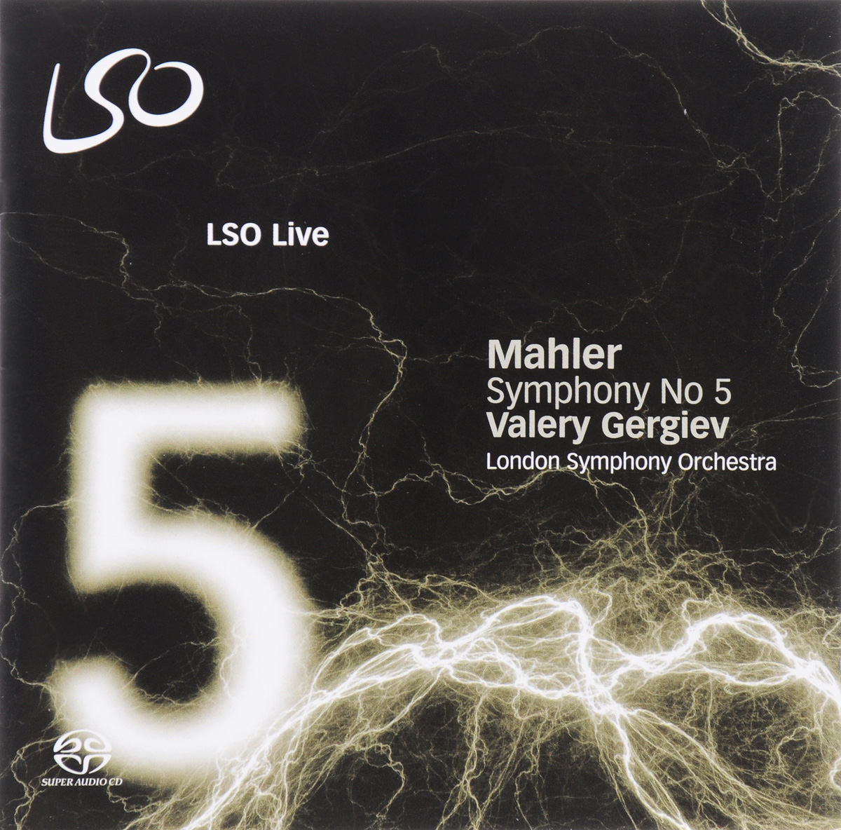 Valery Gergiev. Mahler. Symphony No 5 цена