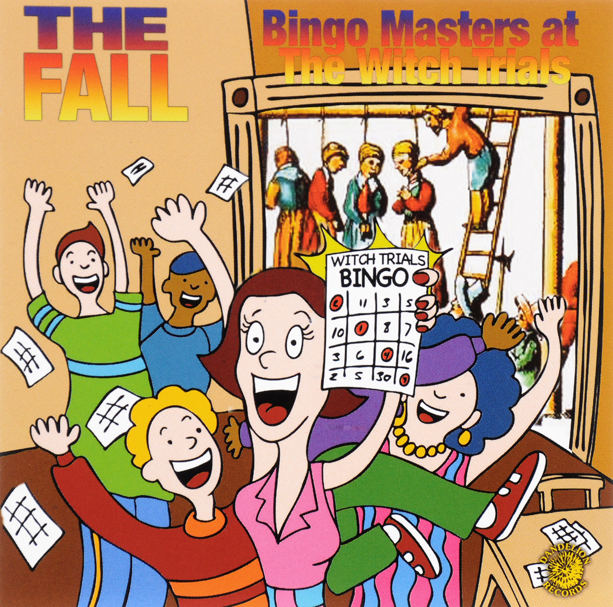 The Fall Fall. Bingo Masters At Witch Trials