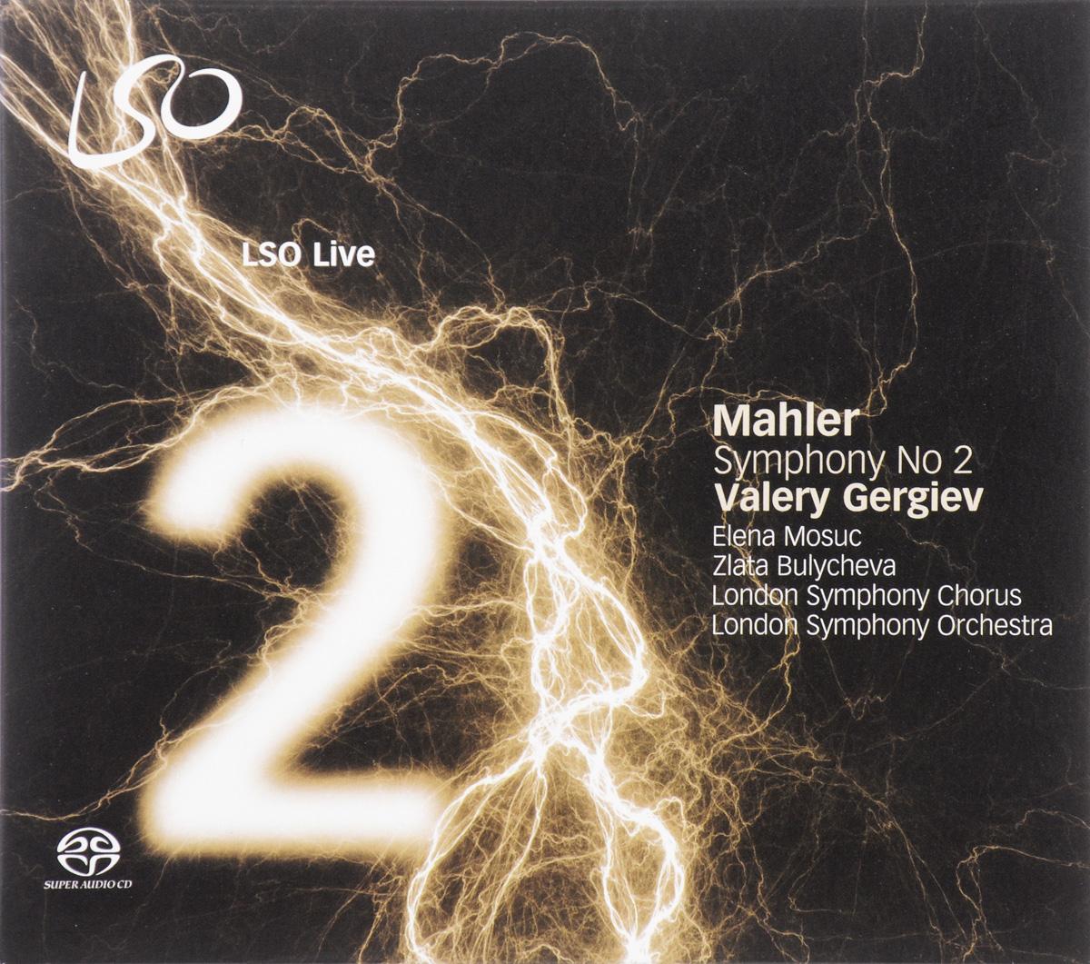 Valery Gergiev. Mahler. Symphony No 2 цены