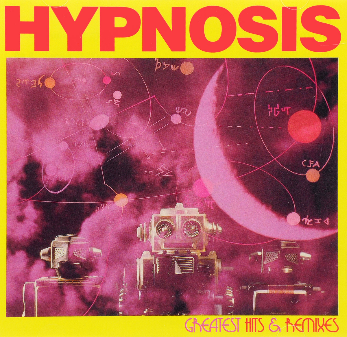Hypnosis Hypnosis. Greatest Hits & Remixes (2 CD) вангелис vangelis greatest hits 2 cd