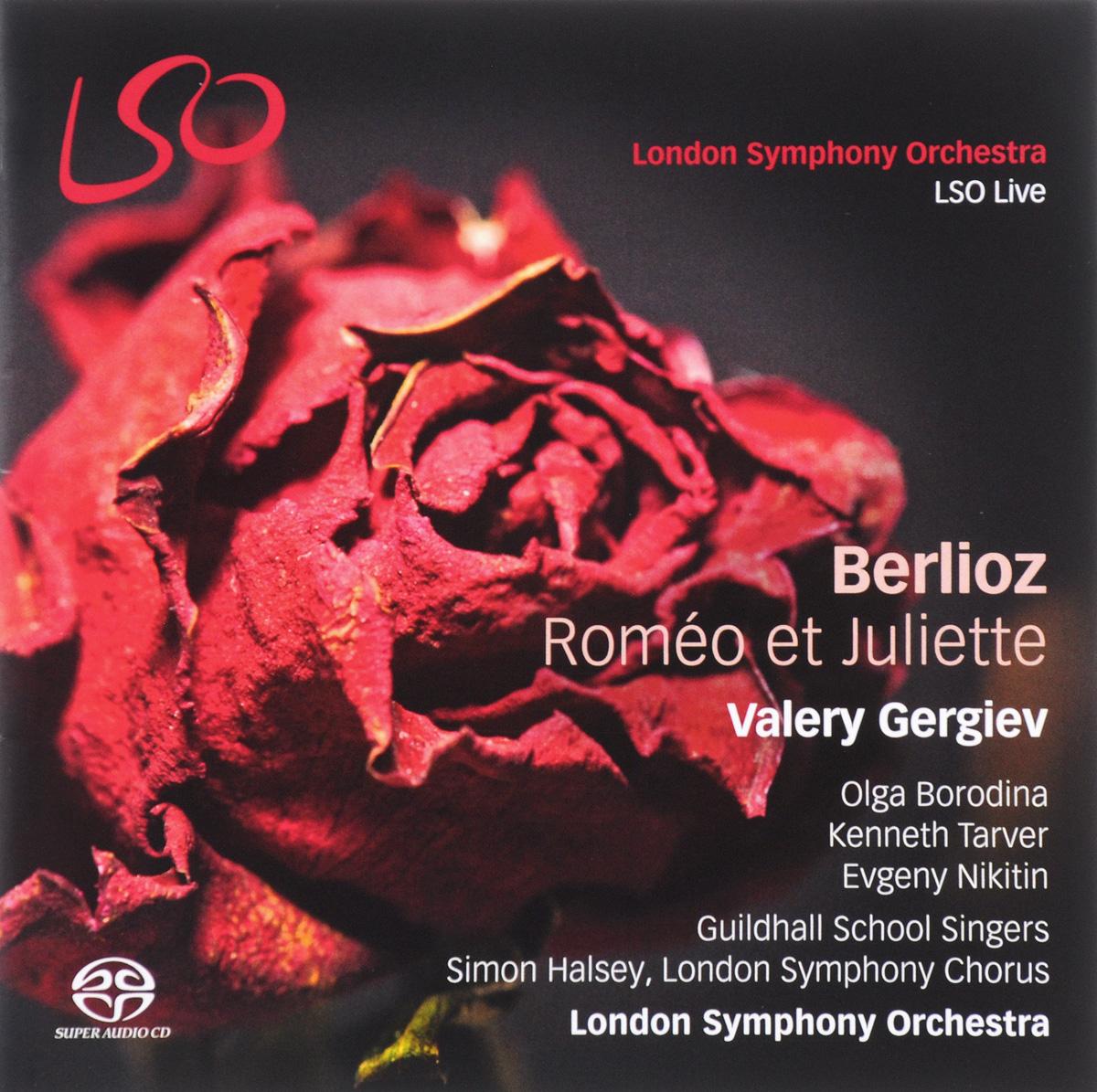 Valery Gergiev. Berlioz. Romeo Et Juliette (2 SACD) цены