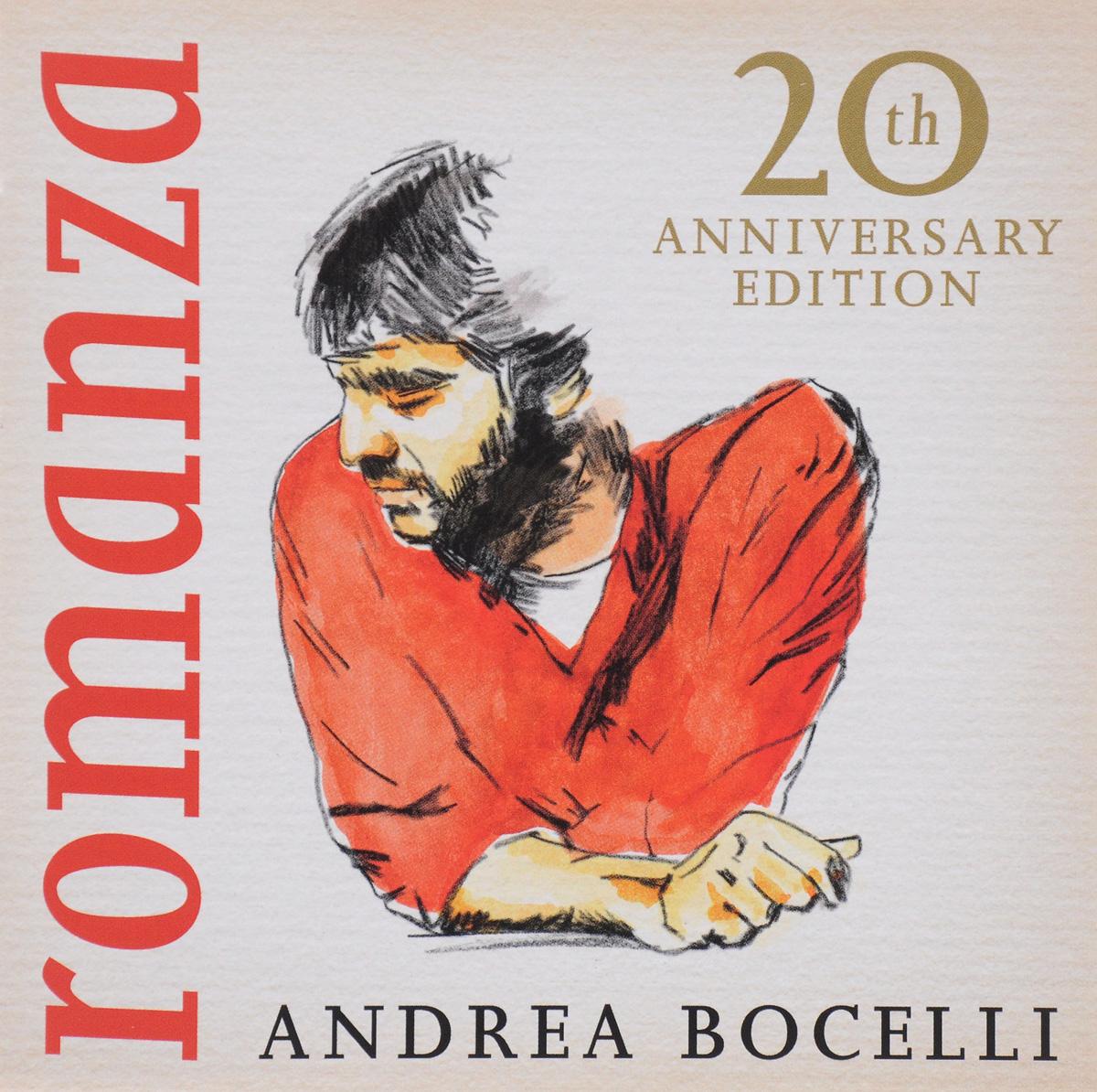 Андреа Бочелли Andrea Bocelli. Romanza все цены