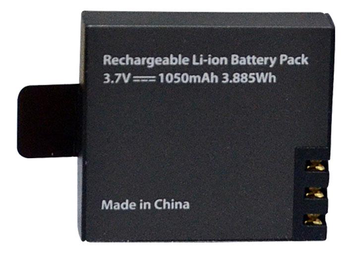 Фото - Eken BAT1050 аккумулятор литиевый для экшн-камер аккумулятор