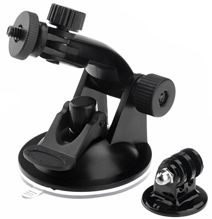 Eken GP61 крепление-присоска на стекло для GoPro Hero, Eken аксессуар крепление присоска lumiix gp61 suction cup mount схожий с aucmt 302 для gopro hero 3 3 2 1