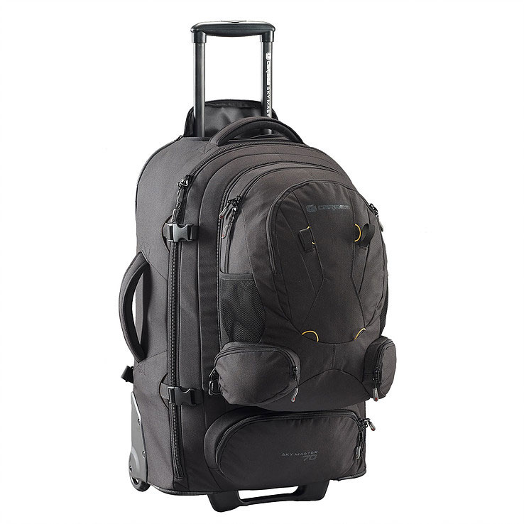 Рюкзак на колесах Caribee цена и фото
