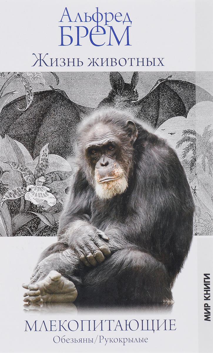 А.Э. Брем Жизнь животных. Млекопитающие. Обезьяны. Полуобезьяны, или лемуры. Рукокрылые