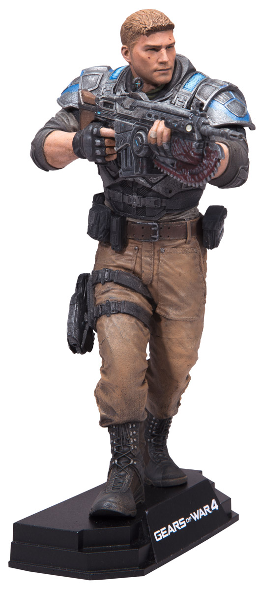 все цены на Gears of War 4. Фигурка Джеймс Феникс онлайн