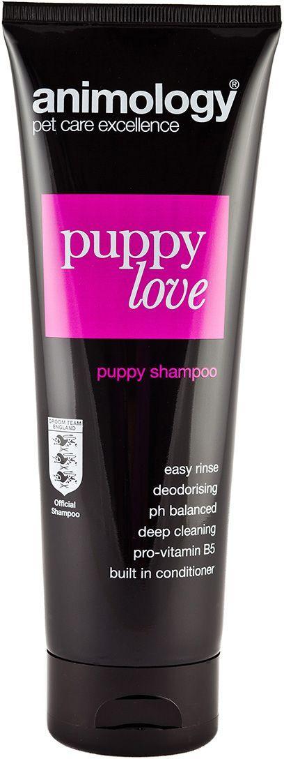"""Шампунь-кондиционер Animology """"Puppy Love"""" концентрированный, для щенков, 250 мл"""