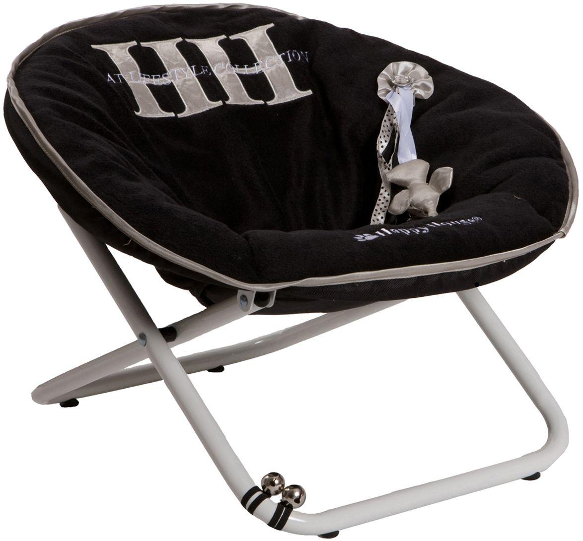 Стул для кошек Happy House Cat Lifestyle, цвет: черный, 55 х 51 х 36 см teak house стул buton