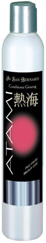 """Кондиционер Iv San Bernard """"Женьшень"""", оживляющий, для шерсти средней длины и в перод линьки, 250 мл"""