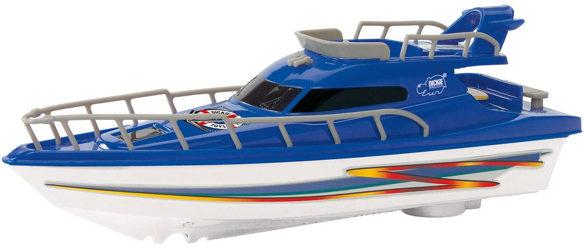 Dickie Toys Яхта Ocean Dream цвет синий радиоуправляемые игрушки dickie
