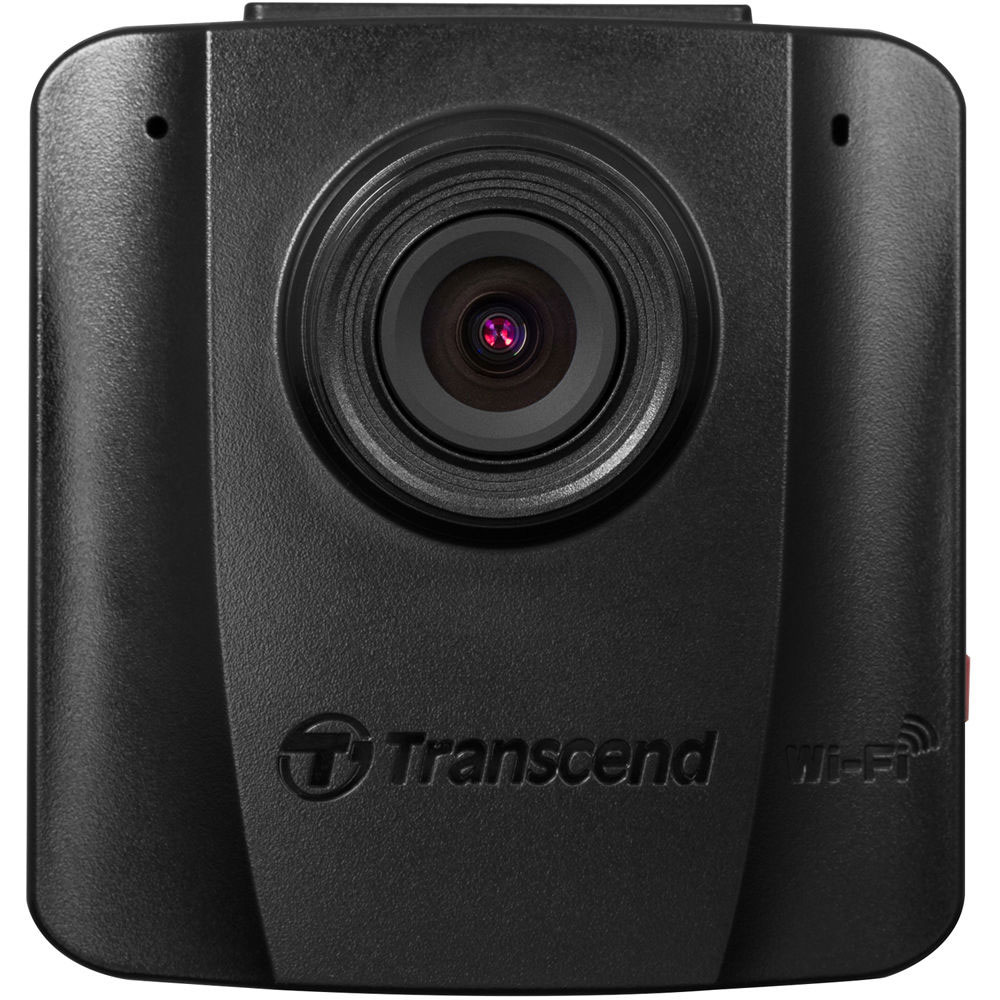 Transcend DrivePro 50 видеорегистратор автомобильный + microSD 16Gb цена