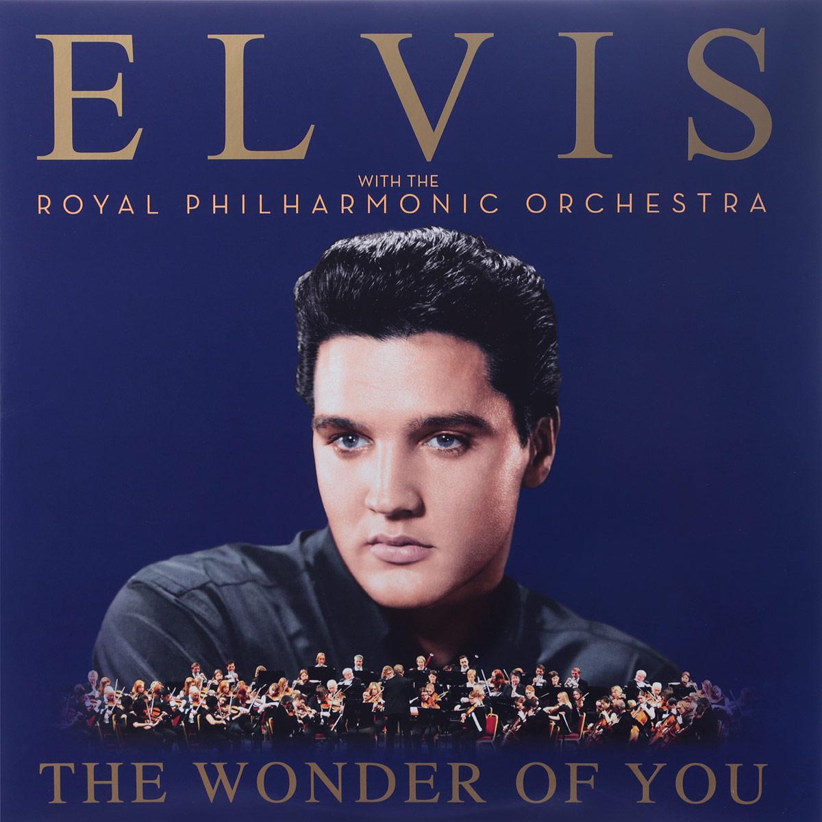лучшая цена Элвис Пресли,The Royal Philharmonic Orchestra Elvis Presley With The Royal Philharmonic Orchestra. The Wonder Of You (2 LP)