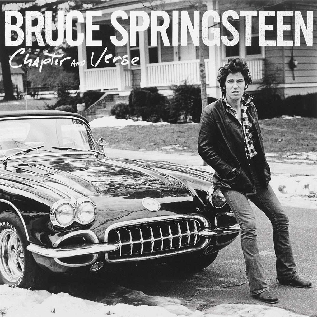 Брюс Спрингстин Bruce Springsteen. Chapter And Verse (2 LP) брюс спрингстин bruce springsteen the human rights broadcast argentina 1988 2 lp