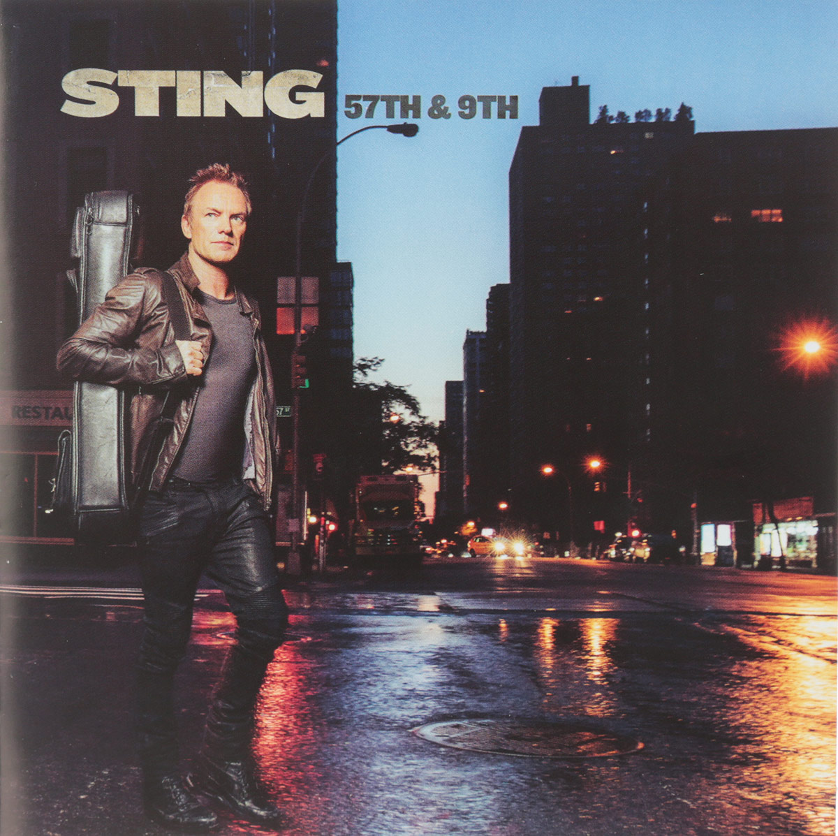 Стинг Sting. 57Th & 9Th gtbracing 57th