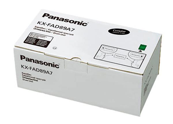 Тонер-картридж Panasonic KX-FAD89A7