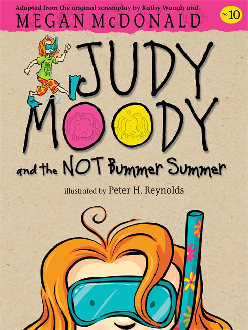 Judy Moody and the NOT Bummer Summer judy christenberry guarding camille