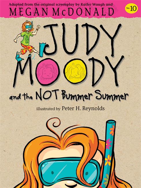Judy Moody and the NOT Bummer Summer недорго, оригинальная цена