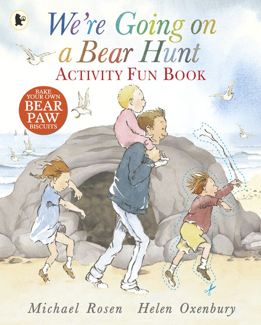 We're Going on a Bear Hunt: Activity Fun Book we re going on a bear hunt christmas activity book