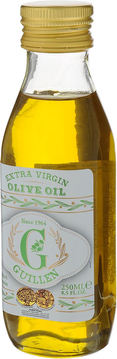 Guillen Extra Virgin масло оливковое, 250 мл just greece premium extra virgin оливковое масло 750 мл