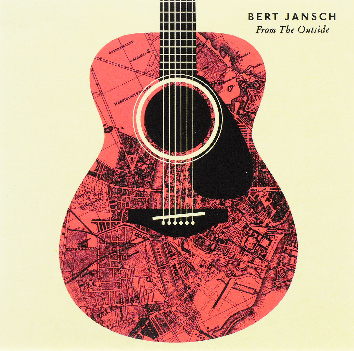 Берт Дженч Bert Jansch. From The Outside берт дженч bert jansch it don t bother me