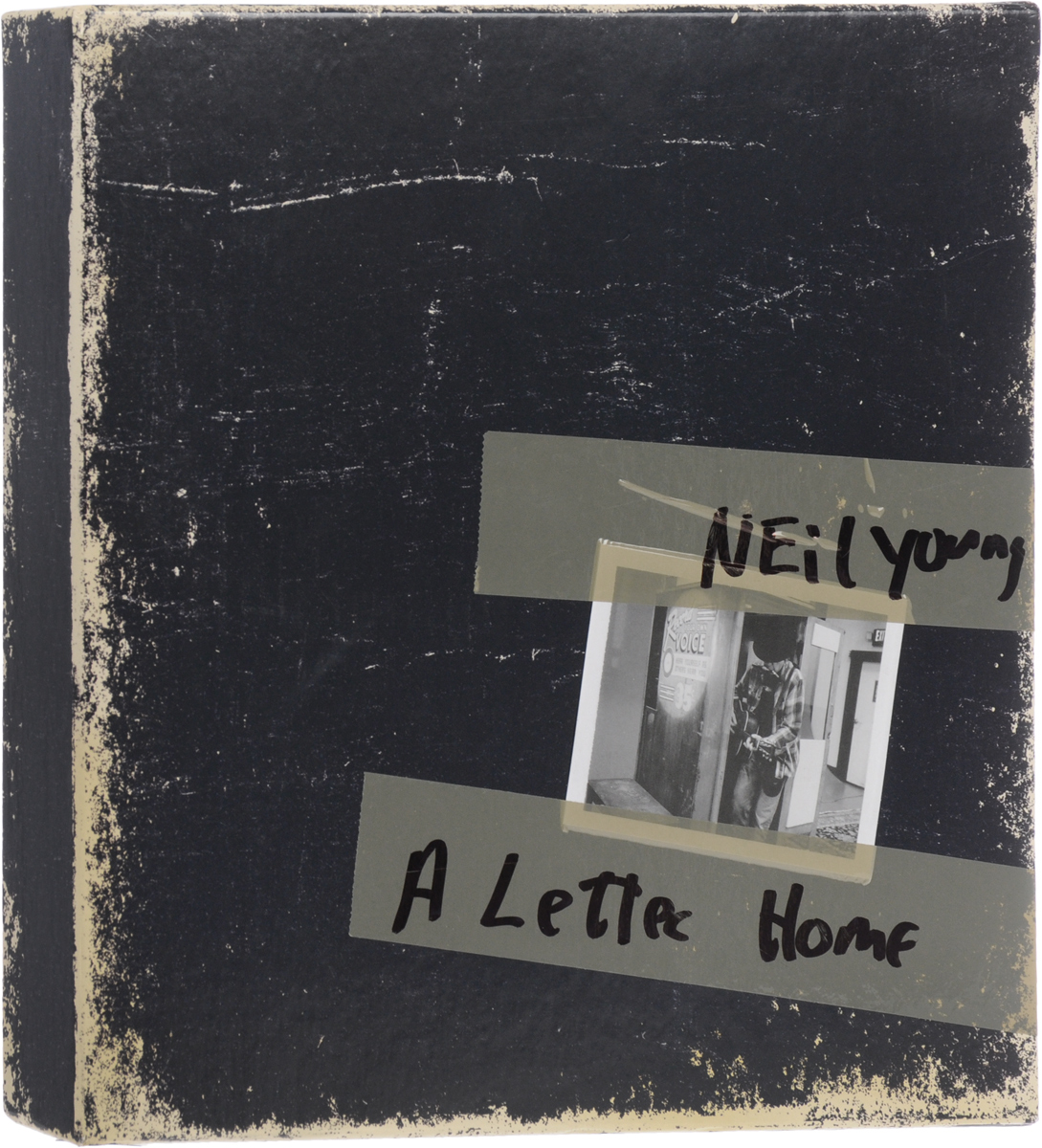 Нил Янг Neil Young. A Letter Home. Limited Edtiton (7 LP + CD DVD)