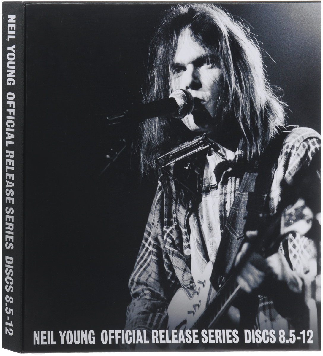 Neil Young. Official Release Series Discs 8.5-12. Numbered Limited Edition (6 LP)