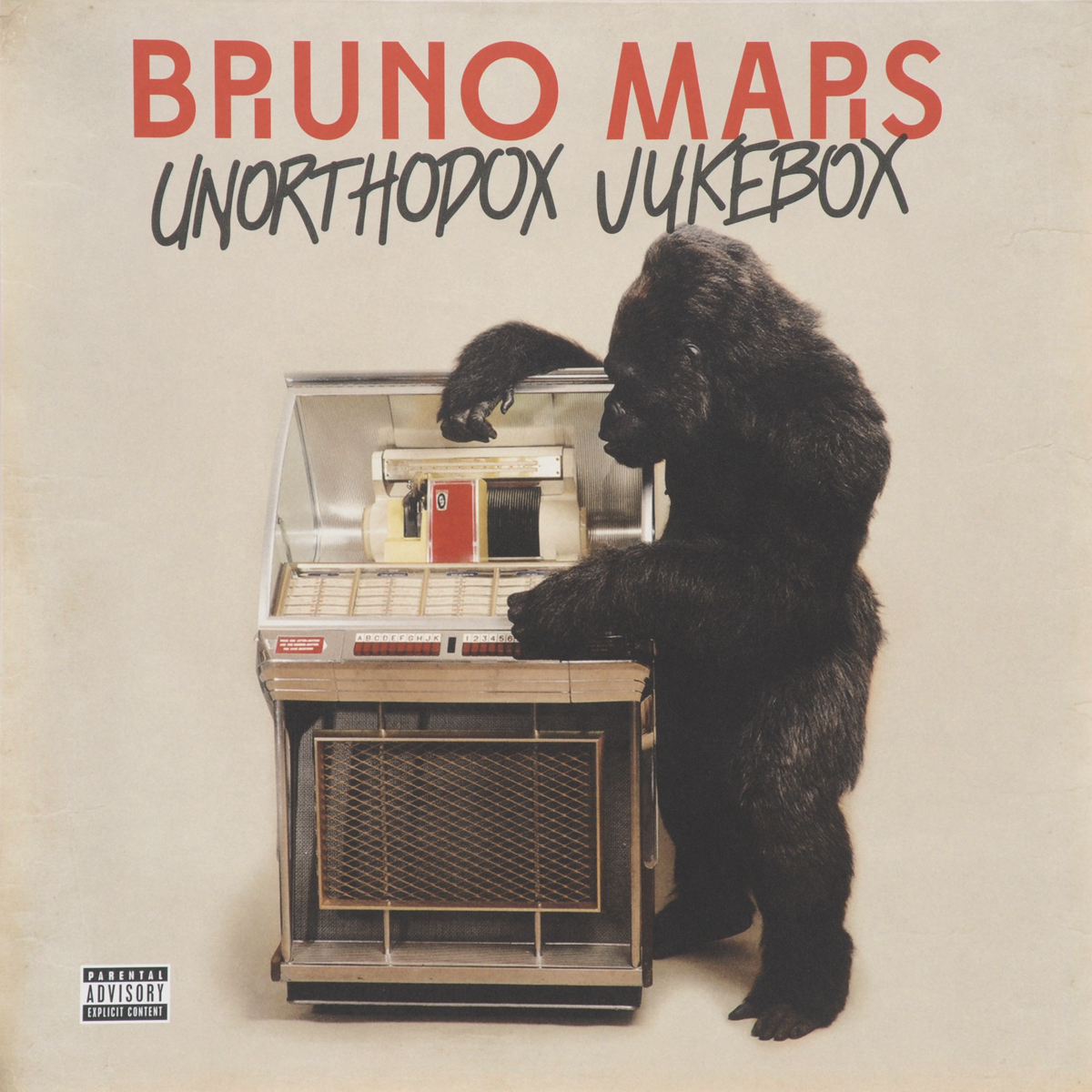лучшая цена Бруно Марс Bruno Mars. Unorthodox Jukebox (LP)
