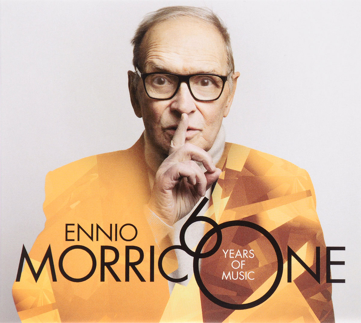 Эннио Морриконе Ennio Morricone. Morricone 60 Years Of Music эннио морриконе ennio morricone morricone 60 years of music