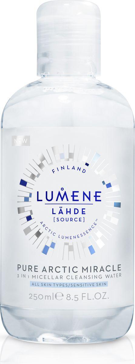все цены на Lumene Lahde Мицеллярная вода 3 в 1, 250 мл онлайн